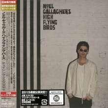 Noel Gallagher's High Flying Birds: Chasing Yesterday (Digisleeve), CD