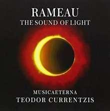 """Jean Philippe Rameau (1683-1764): Orchesterstücke """"The Sound of Light"""" (Blu-spec CD), CD"""