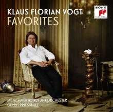 Klaus Florian Vogt - Favorites, CD