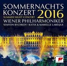 Wiener Philharmoniker - Sommernachtskonzert Schönbrunn 2016 (Blu-spec CD), CD