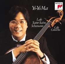 Edouard Lalo (1823-1892): Cellokonzert Nr.1, CD