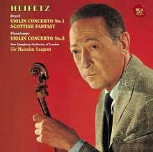 Max Bruch (1838-1920): Violinkonzert Nr.1 (Blu-spec CD), CD