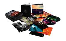 David Gilmour: Live At Pompeii (2 Blu-Spec CD2 + 2 Blu-ray), 2 CDs und 2 Blu-ray Discs