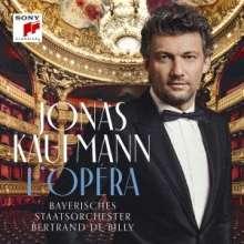 Jonas Kaufmann – L'Opera (Blu-spec CD), CD