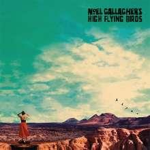 Noel Gallagher's High Flying Birds: Who Built The Moon? (+Bonus) (Digibook Hardcover), 1 CD und 1 DVD