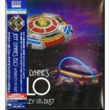 Jeff Lynne's ELO: Wembley Or Bust (2 Blu-Spec CD2 + Blu-ray) (Digisleeve), 2 CDs und 1 Blu-ray Disc
