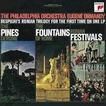 Ottorino Respighi (1879-1936): Pini di Roma, Super Audio CD