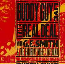 Buddy Guy: Live: The Real Deal, CD