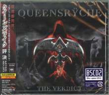 Queensrÿche: The Verdict (2 BLU-SPEC CD2), 2 CDs