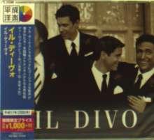 Il Divo: Il Divo, CD
