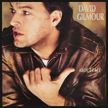 David Gilmour: About Face (Blu-Spec CD2) (Papersleeve), CD