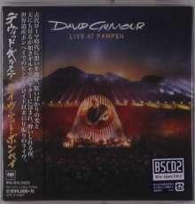 David Gilmour: Live At Pompeii (2 Blu-Spec CD2) (Papersleeves im Hardcoverschuber), 2 CDs