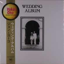 John Lennon & Yoko Ono: Wedding Album (Reissue) (remastered) (Limited Edition), LP