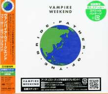 Vampire Weekend: Father Of The Bride, CD