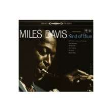 Miles Davis (1926-1991): Kind Of Blue (Limited Edition) (stereo), LP