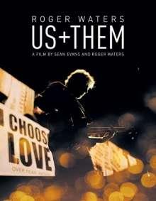 Roger Waters: Us + Them (Digisleeve), Blu-ray Disc