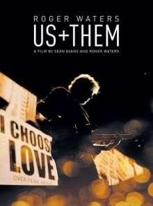 Roger Waters: Us + Them (Digisleeve), DVD