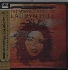 Lauryn Hill: The Miseducation Of Lauryn Hill (Blu-Spec CD2) (Digisleeve), CD