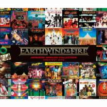 Earth, Wind & Fire: Japanese Singles Collection: Greatest Hits (Blu-Spec CD2), 2 CDs und 1 DVD
