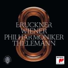 Anton Bruckner (1824-1896): Symphonie Nr.8 (Blu-spec CD), CD
