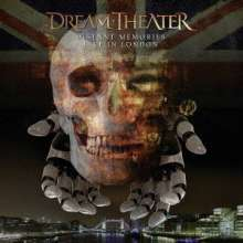 Dream Theater: Distant Memories: Live In London (3 Blu-Spec CD2 + 2 DVDs), 3 CDs und 2 DVDs
