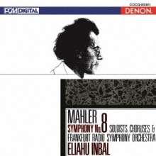 Gustav Mahler (1860-1911): Symphonie Nr.8 (Ultra High Quality CD), 2 CDs
