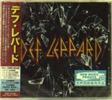Def Leppard: Def Leppard + 1, CD