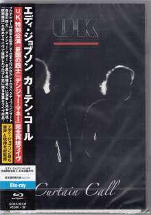 Eddie Jobson: Curtain Call: UK & Danger Money Live, Blu-ray Disc