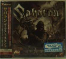 Sabaton: The Last Stand (+ Bonus) (Limited Edition), 1 CD und 1 DVD