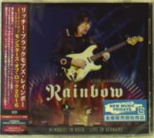 Ritchie Blackmore: Memories In Rock - Live In Germany 2016 +Bonus, 2 CDs