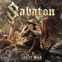 Sabaton: The Great War (Standard-Edition), CD