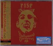 Hollywood Vampires: Rise (Limited-Edition), 3 CDs