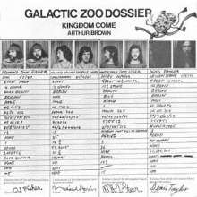 Arthur Brown's Kingdom Come (GB): Galactic Zoo Dossier (+Bonus) (BLU-SPEC CD) (Digisleeve), CD