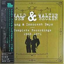 Walter Becker & Donald Fagen: Young & Innocent Days: Complete Recordings 1968 - 1971 (Papersleeve), 2 CDs