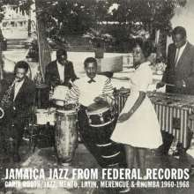 Jamaica Jazz From Federal Records, 2 LPs