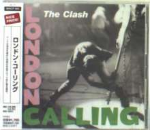 The Clash: London Calling (Reissue), CD