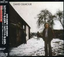 David Gilmour: David Gilmour, CD