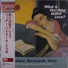 Richie Beirach (geb. 1947): What Is This Thing Called Love (180g), LP