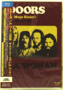 The Doors: Mr.Mojo Risin': The Story Of L.A.Woman, Blu-ray Disc