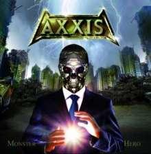 Axxis: Monster Hero, CD
