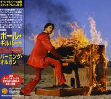 Paul Gilbert: Burning Organ Plus (Reissue), CD