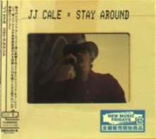 J.J. Cale: Stay Around (+1) (Digisleeve), CD