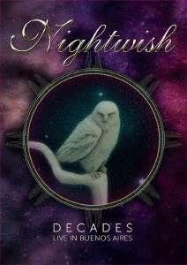 Nightwish: Decades: Live In Buenos Aires, 1 Blu-ray Disc und 2 CDs