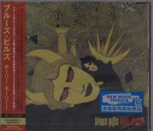 Blues Pills: Holy Moly!, 1 CD und 1 Maxi-CD
