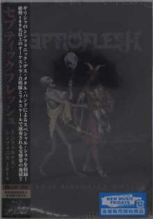 Septic Flesh: Infernus Sinfonica MMXIX, 3 Blu-ray Discs