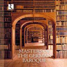 Masters of the German Baroque, 31 CDs