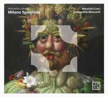 Evangelina Mascardi & Maurizio Croci - Milano Spagnola, CD