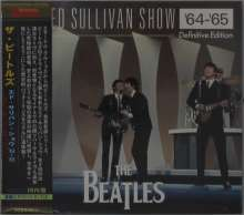 The Beatles: The Ed Sullivan Show '64 - '65 (Definitive Edition), CD