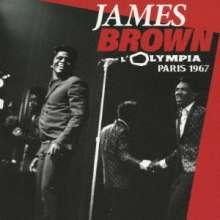 James Brown: L'Olympia Paris 1967, CD