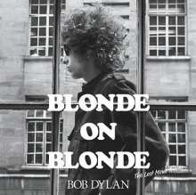 Bob Dylan: Blonde On Blonde (The Lost Mono Tracks), CD